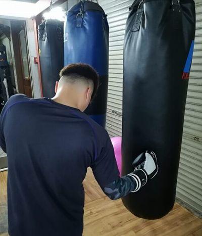 ボクシングメニューの一例