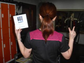 20代女性・13日間 体重ー1.00kg体脂肪-3.1%